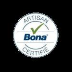 Logo_artisan_certifié_Bona-sablage